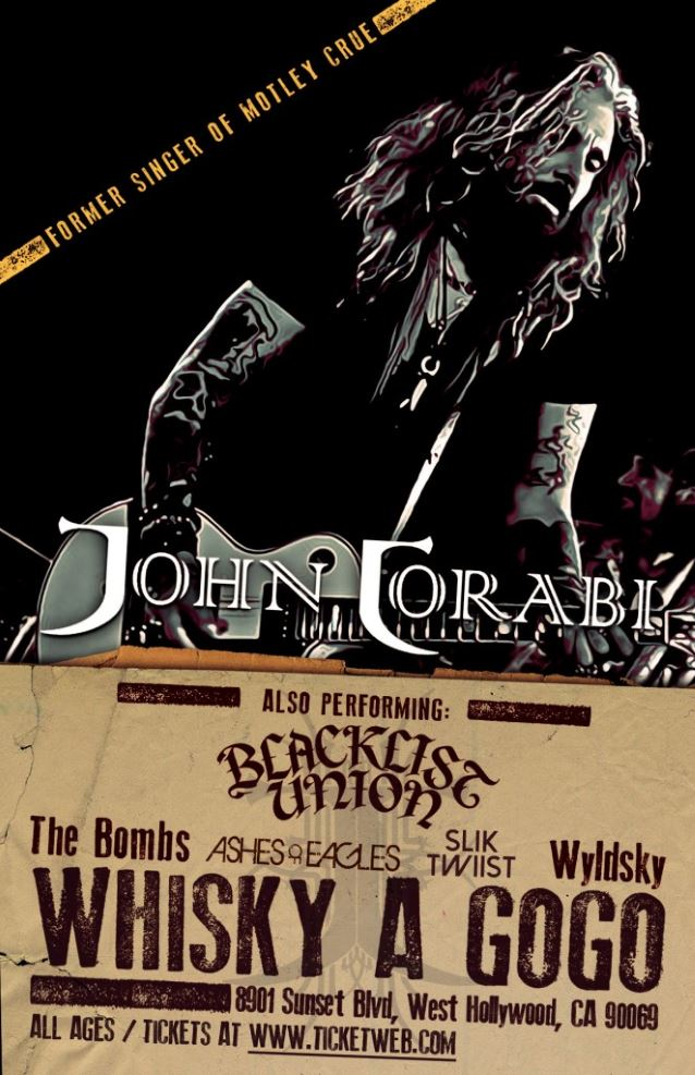 johncorabiwhisky2015poster