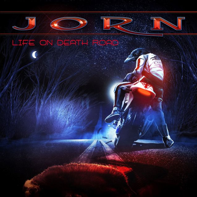 JORN - Life On Death Road (2 juin) Jornlifeondeathroadcd