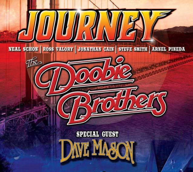 journey welcomes back drummer steve smith announces tour with the doobie brothers. Black Bedroom Furniture Sets. Home Design Ideas