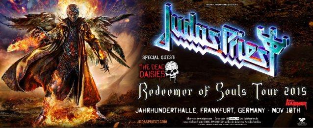 judaspriestfrankfurt2015poster