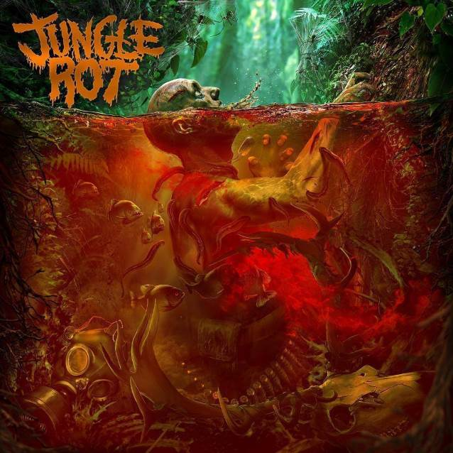 JUNGLE ROT: 'Send Forth Oblivion' Video Released