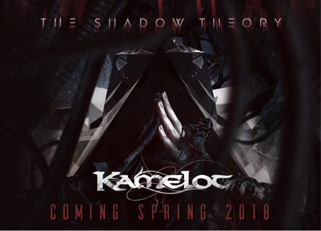 KAMELOT To Release 'The Shadow Theory' Album In The Spring