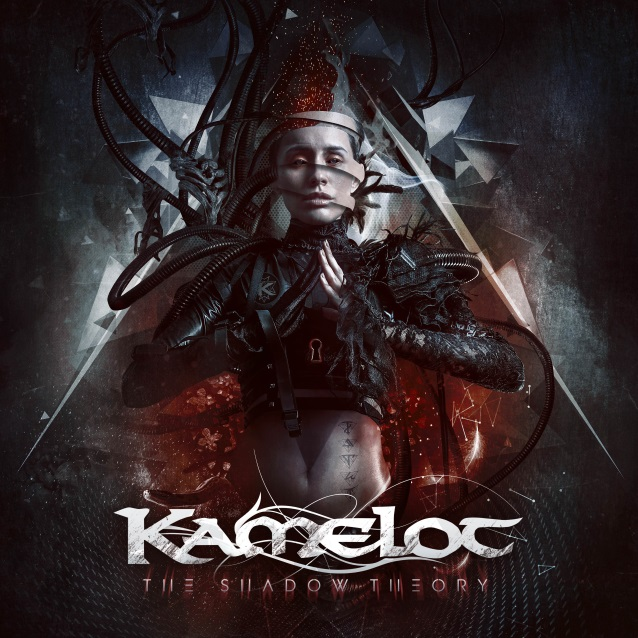 KAMELOT - The Shadow Theory (6 avril 2018) Kamelottheshadowtheorycd