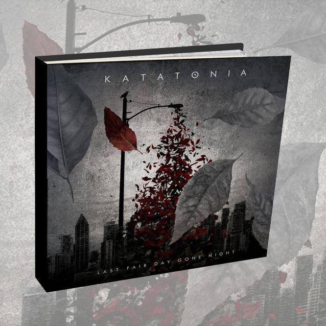 Новый релиз KATATONIA выйдет в сентябре