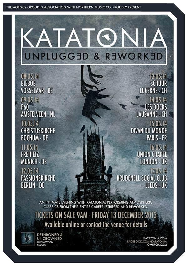 katatoniaunpluggedeuropean2014