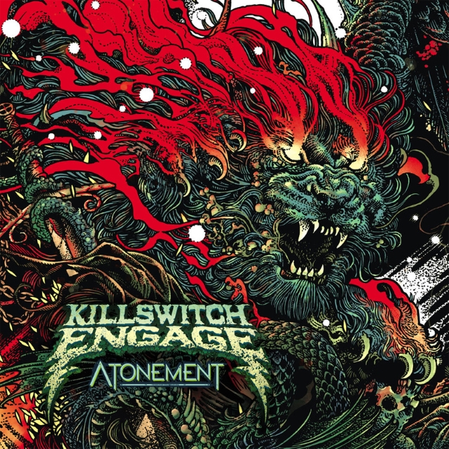 Listen To New KILLSWITCH ENGAGE Song 'I Am Broken Too'