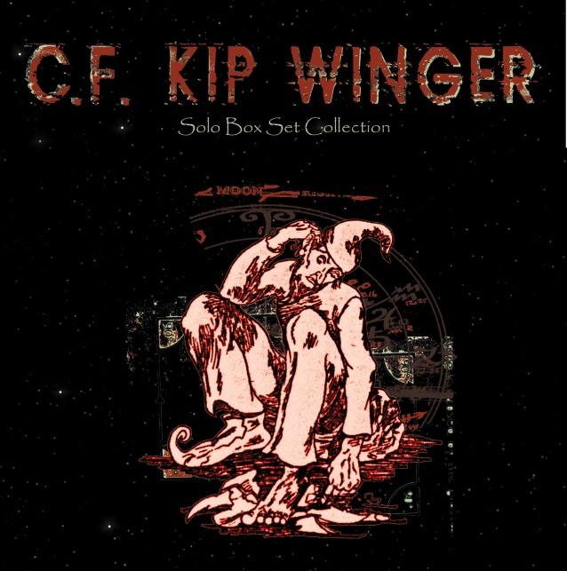 KIP WINGER: 'Solo Box Set Collection' Due In March