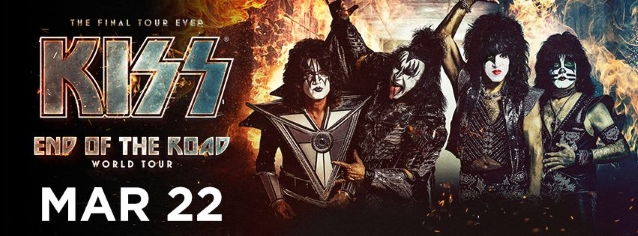 Watch KISS Perform In Uniondale, New York