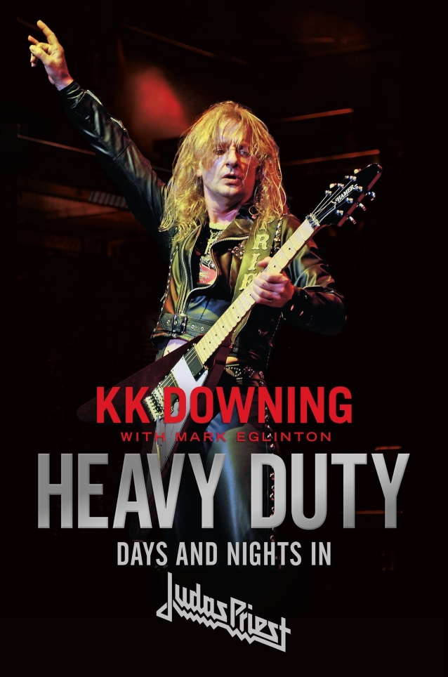 K.K. DOWNING Is Hopeful JUDAS PRIEST Will Be Inducted Into ROCK AND ROLL HALL OF FAME: 'Time Is Not Necessarily On Our Side Now'
