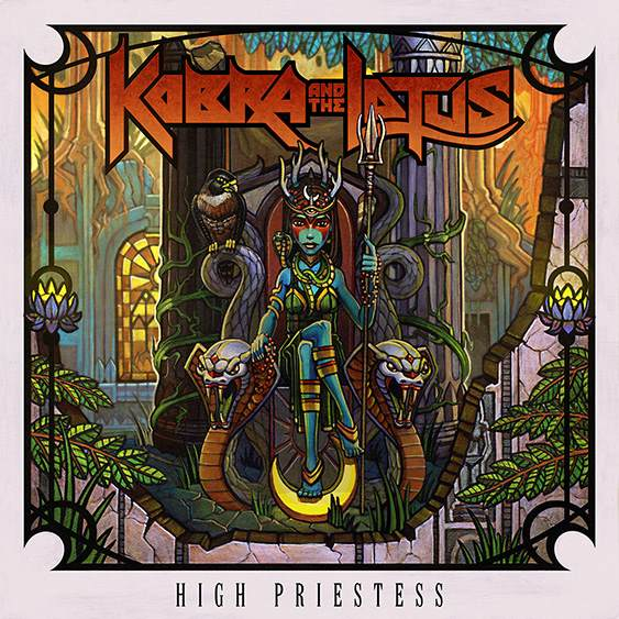 kobraandthelotus_highpriestess_cover Final