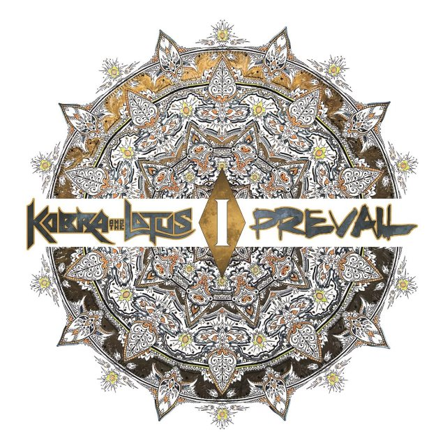 KOBRA AND THE LOTUS Releases Lyric Video For 'Prevail' Song