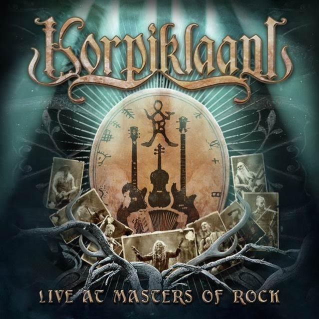 Image result for Korpiklaani: Live At Masters Of Rock