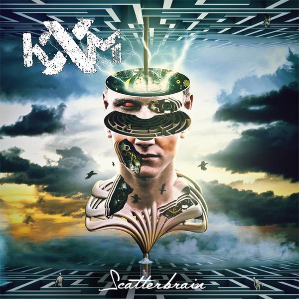 Image result for album art KXM: Scatterbrain