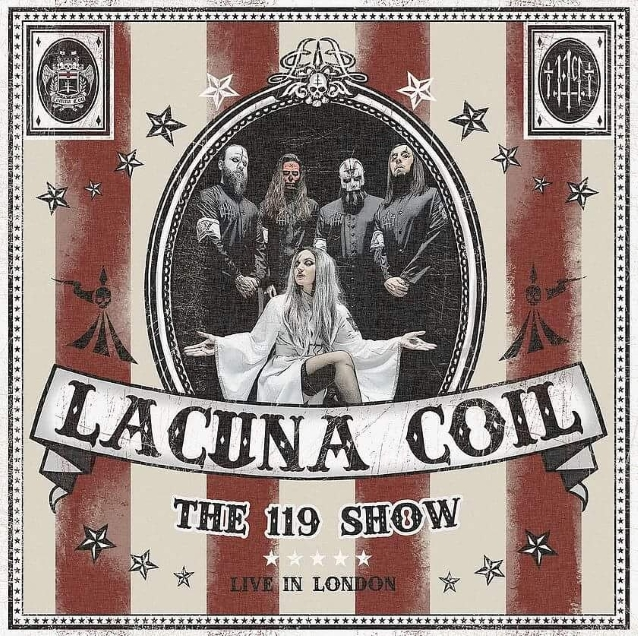 Lacuna Coil: 'nothing Stands In Our Way' Performance Clip From 'the 119 Show - Live In London'