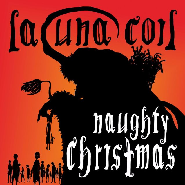 Lacuna Coil Releases Lyric Video For New Song 'Naughty Christmas ...