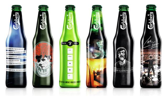 larsulrichbottlecarlsbergcollection