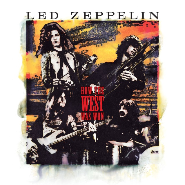 LED ZEPPELIN's 'How The West Was Won' Reissue: Unboxing Video