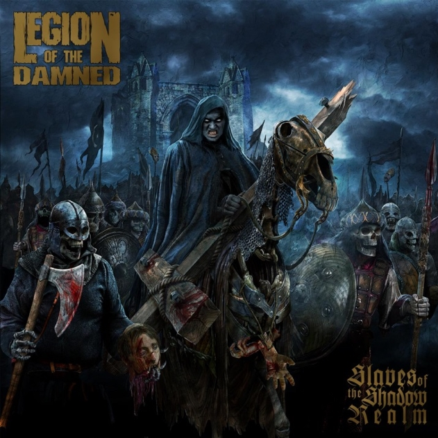 LEGION OF THE DAMNED To Release Comeback Album, 'Slaves Of The Shadow Realm', In January