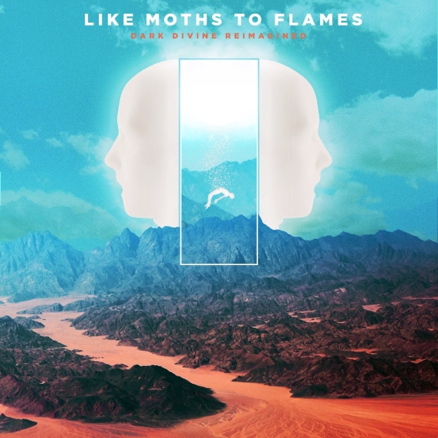 LIKE MOTHS TO FLAMES Releases Acoustic EP, 'Dark Divine Reimagined'