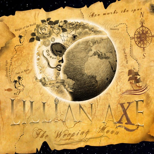 LILLIAN AXE Releases 'The Weeping Moon' Single