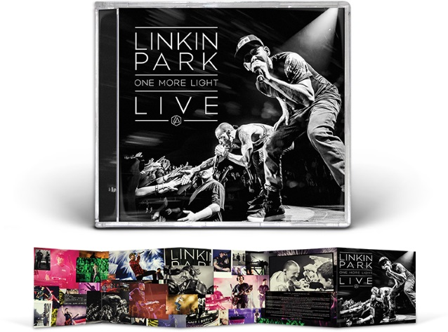 Linkin Park To Release One More Light Live Album In