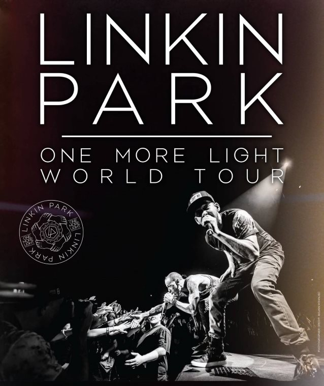 Linkin Park Setlist One More Light Tour