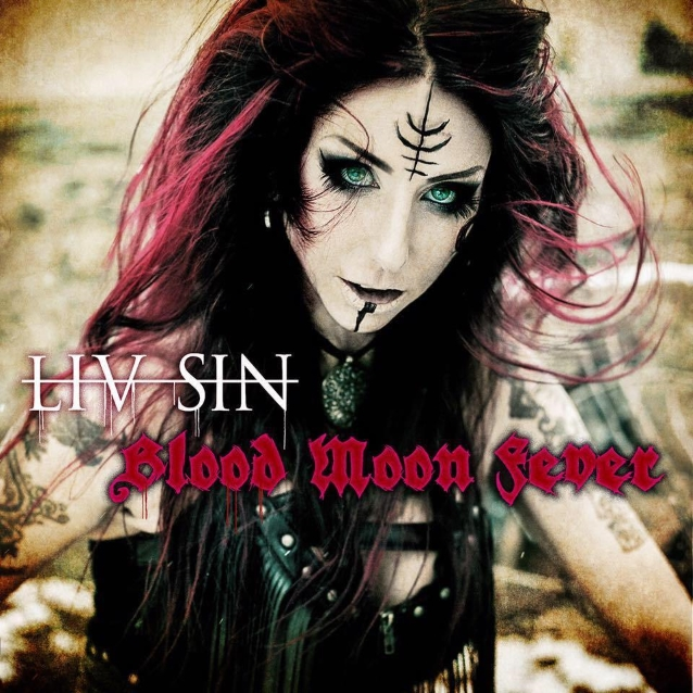 LIV SIN: 'Blood Moon Fever' Music Video