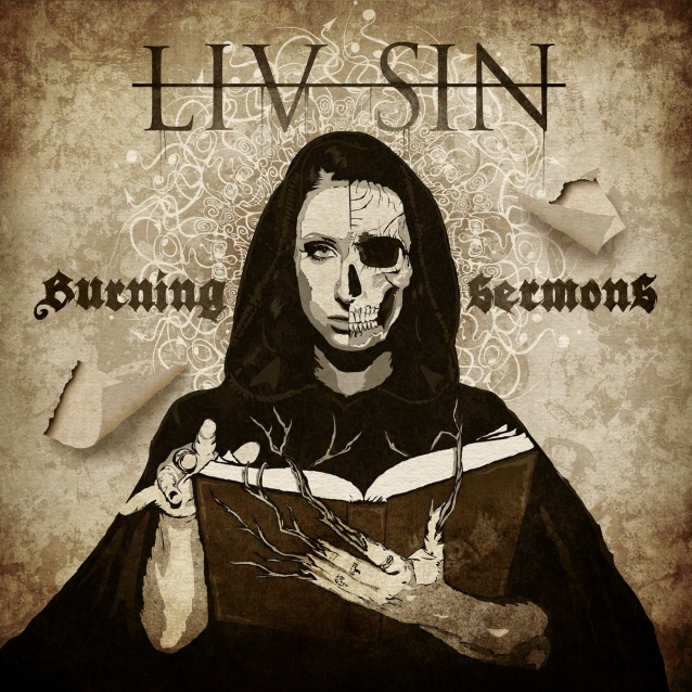 LIV SIN: 'Burning Sermons' Album Details Revealed