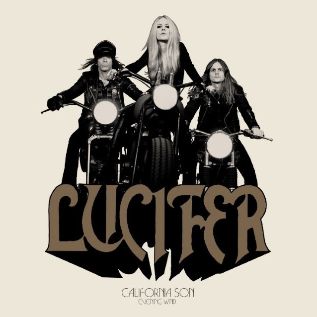 JOHANNA SADONIS Says New LUCIFER Album 'Digs Even Deeper Into The Record Crates Of The '70s'