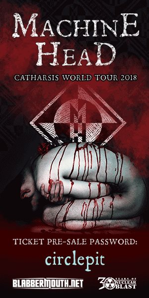 machine head to release 39 catharsis 39 album in january north american tour announced. Black Bedroom Furniture Sets. Home Design Ideas