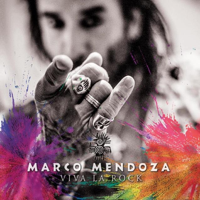 Watch MARCO MENDOZA's Video For 'Viva La Rock' Title Track
