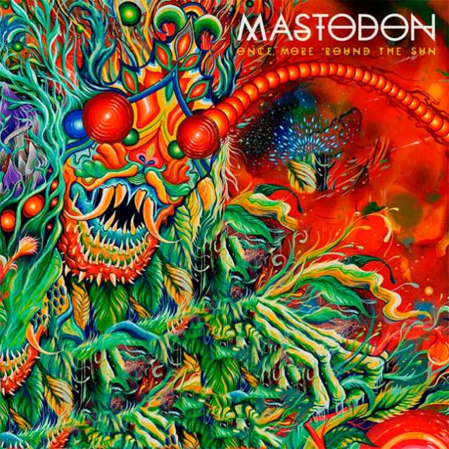 Art Mastodon Updated