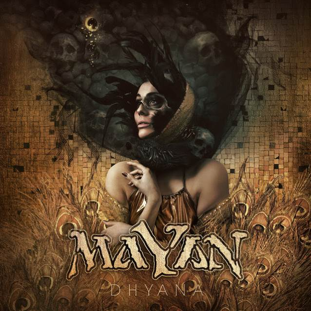 MAYAN Feat. EPICA's MARK JANSEN: Lyric Video For New Song 'The Rhythm Of Freedom'