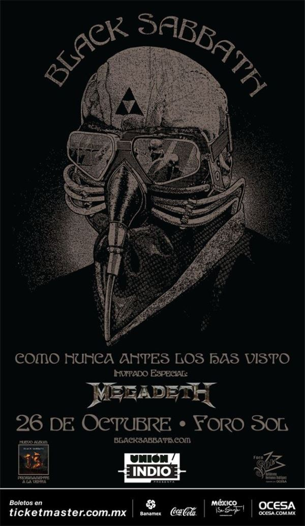 megadethsabbathmexico2013
