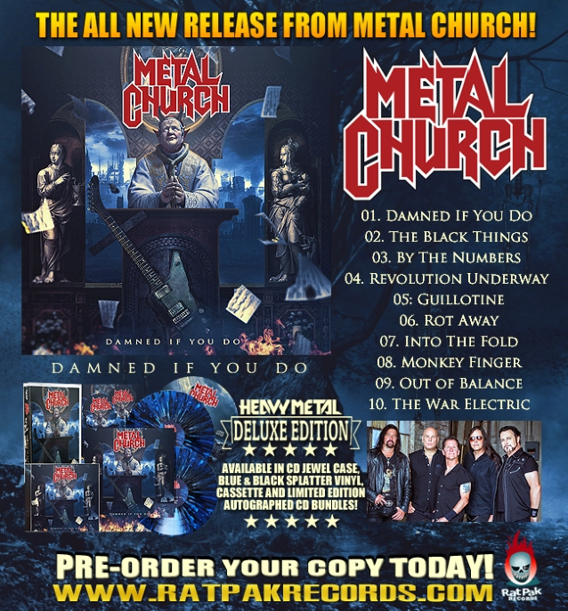 METAL CHURCH - Damned If You Do (7 décembre 2018) Metalchurchdamnedifyoudocdpromoad