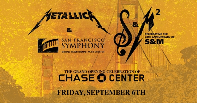 Metallica's Concert With San Francisco Symphony Among Best Selling