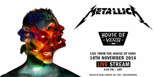 metallicavanslivestreamnov2016