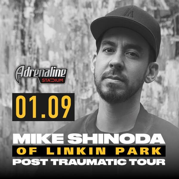 Watch LINKIN PARK's MIKE SHINODA Perform In Moscow