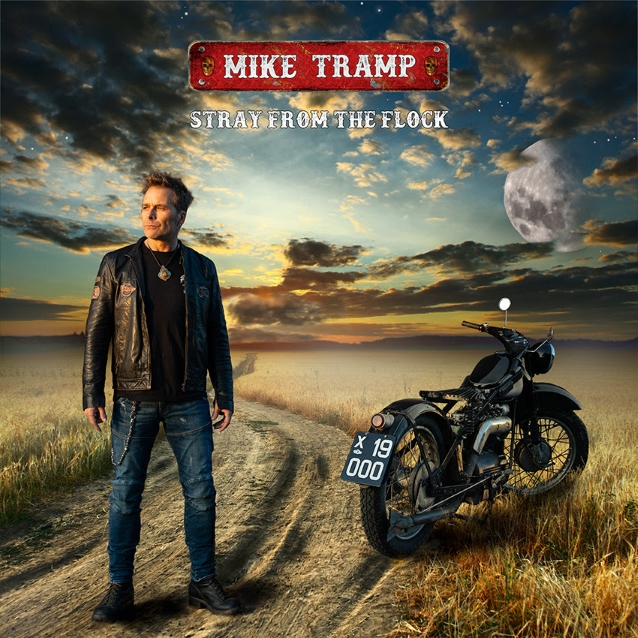 Ex-WHITE LION Singer MIKE TRAMP: Promo Trailer For 'Stray From The Flock' Album