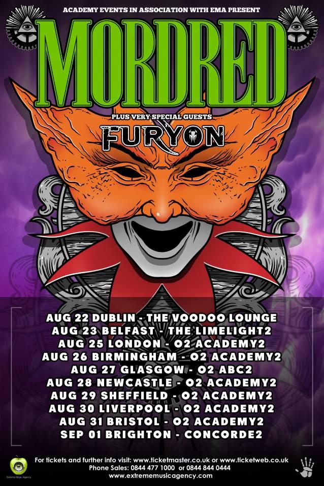 mordreduk-tour_poster