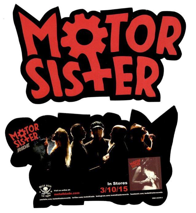 MOTOR SISTER Motorsisteradvert_638