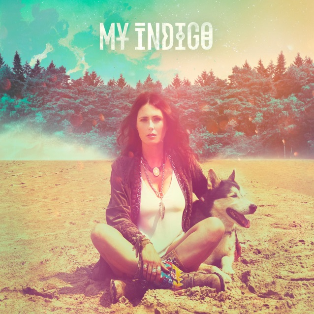 WITHIN TEMPTATION Singer's MY INDIGO Solo Project: Listen To New Song 'Out Of The Darkness'