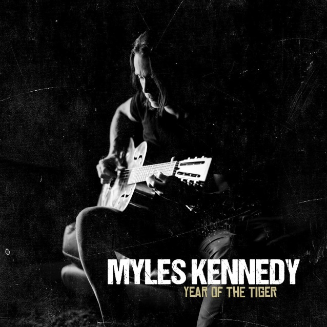 MYLES KENNEDY Releases Lyric Video For 'Haunted By Design' Song From 'Year Of The Tiger' Album