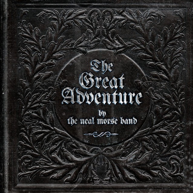 THE NEAL MORSE BAND (tant mieux pour lui) - The Great Adventure (25 janvier 2019) Nealmorsegreatadventurecd_0