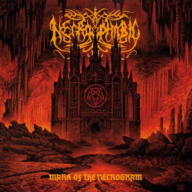 NECROPHOBIC: Listen To 'Mark Of The Necrogram' Title Track