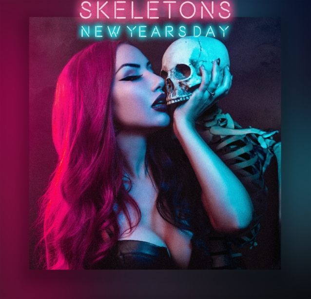 New Years Day Releases New Song 'skeletons' Off Forthcoming Album