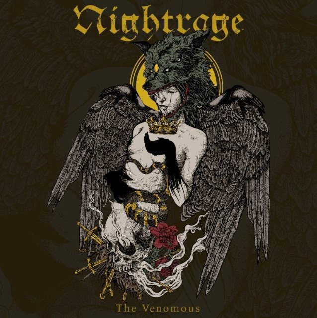NIGHTRAGE: 'Affliction' Video Released