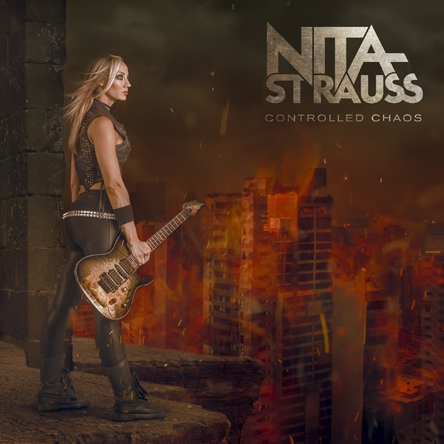 NITA STRAUSS Says 'Controlled Chaos' Is 'The Album I've Always Wanted To Make'