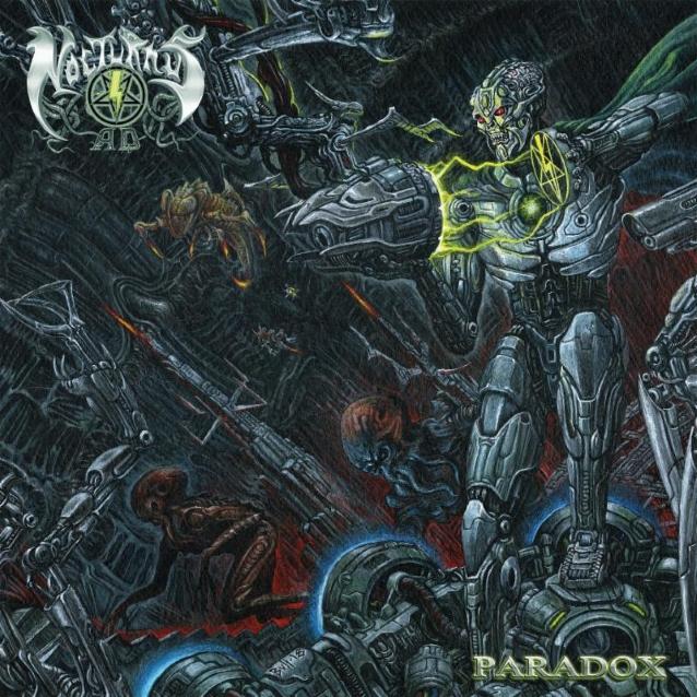 NOCTURNUS AD To Release 'Paradox' Album In May