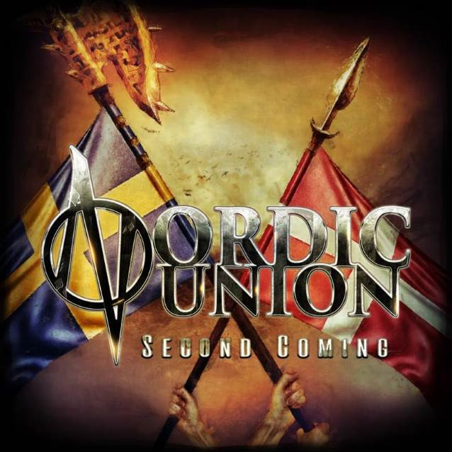 NORDIC UNION Feat. PRETTY MAIDS Vocalist, ECLIPSE Guitarist: Second Album Due In November